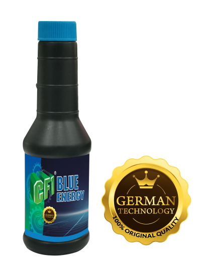 65ml with blue cap