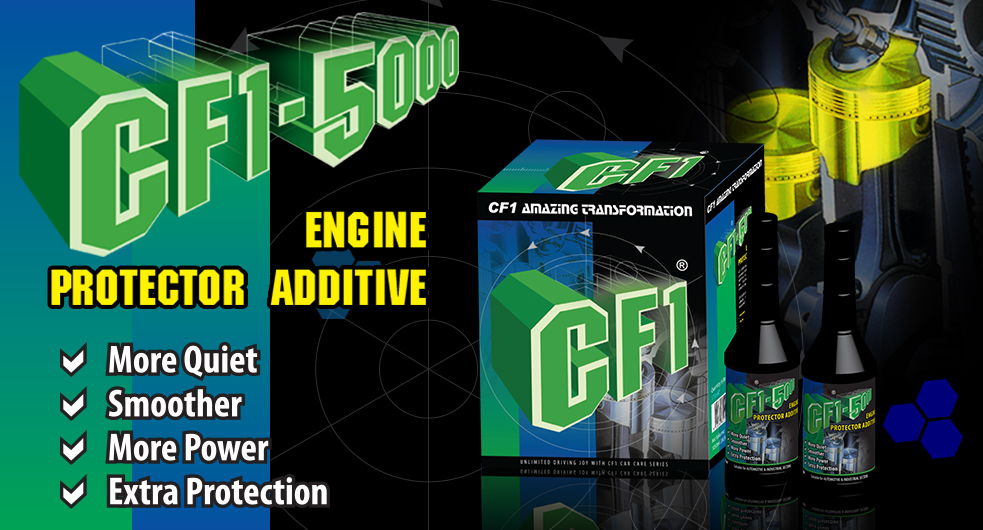 CF1-5000 Engine Protector Additive